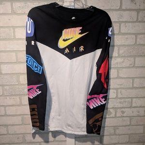 Nike Air graphic t shirt, large
